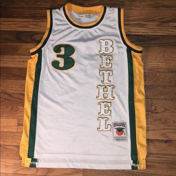 allen iverson high school jersey